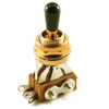 3-Way Guitar Toggle Switch-Gold