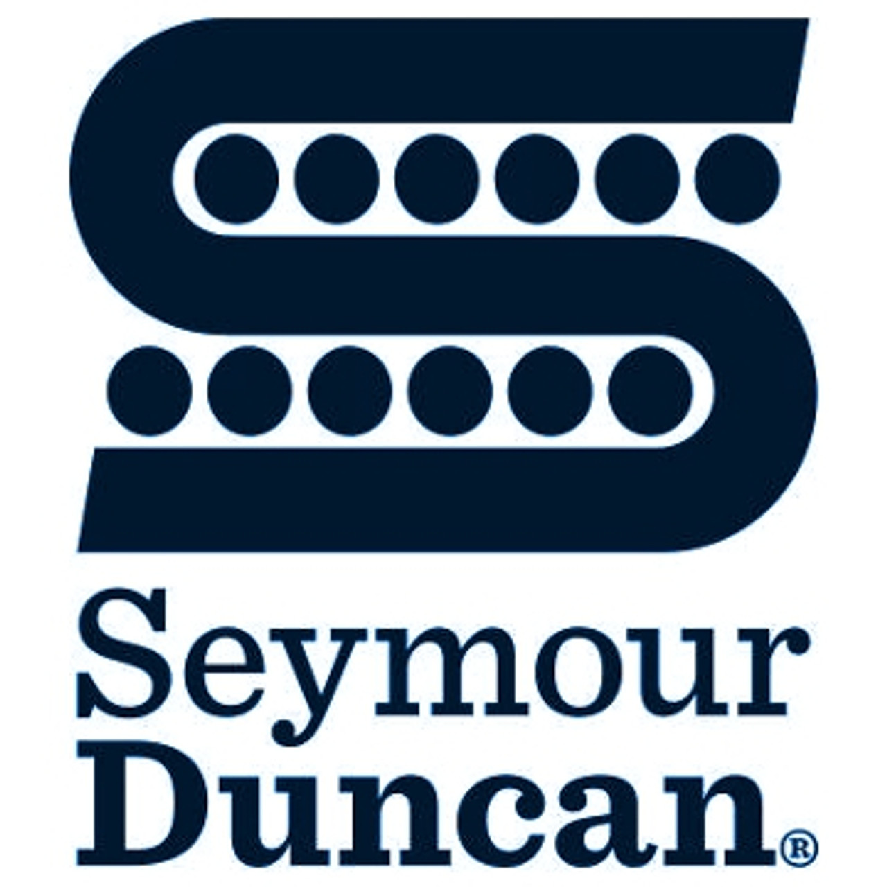 Seymour Duncan Alnico II Pro Neck Position Humbucker-Black