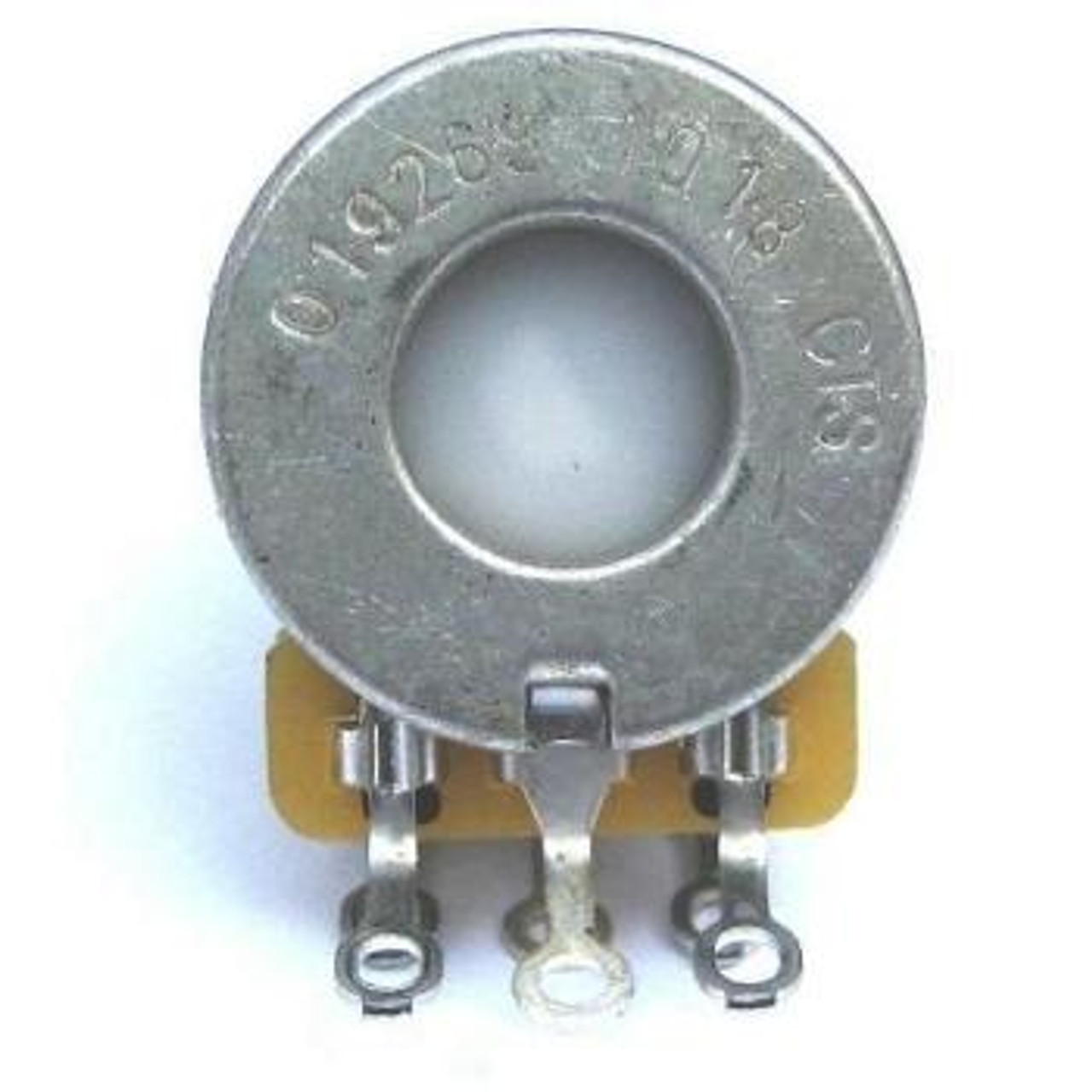 Concentric 250K-500K Solid Shaft Potentiometer Bottom