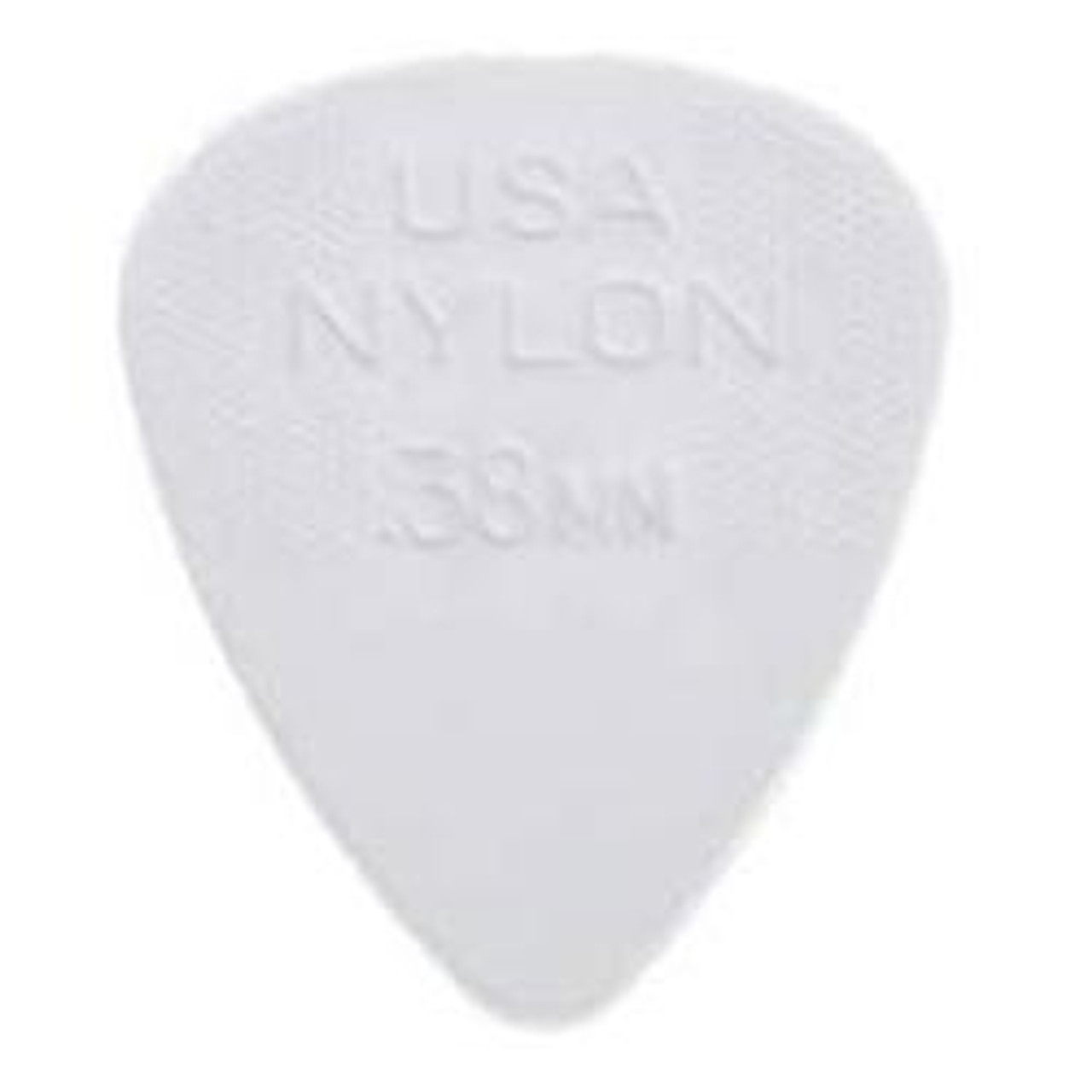 Dunlop Nylon Guitar Pick .38mm