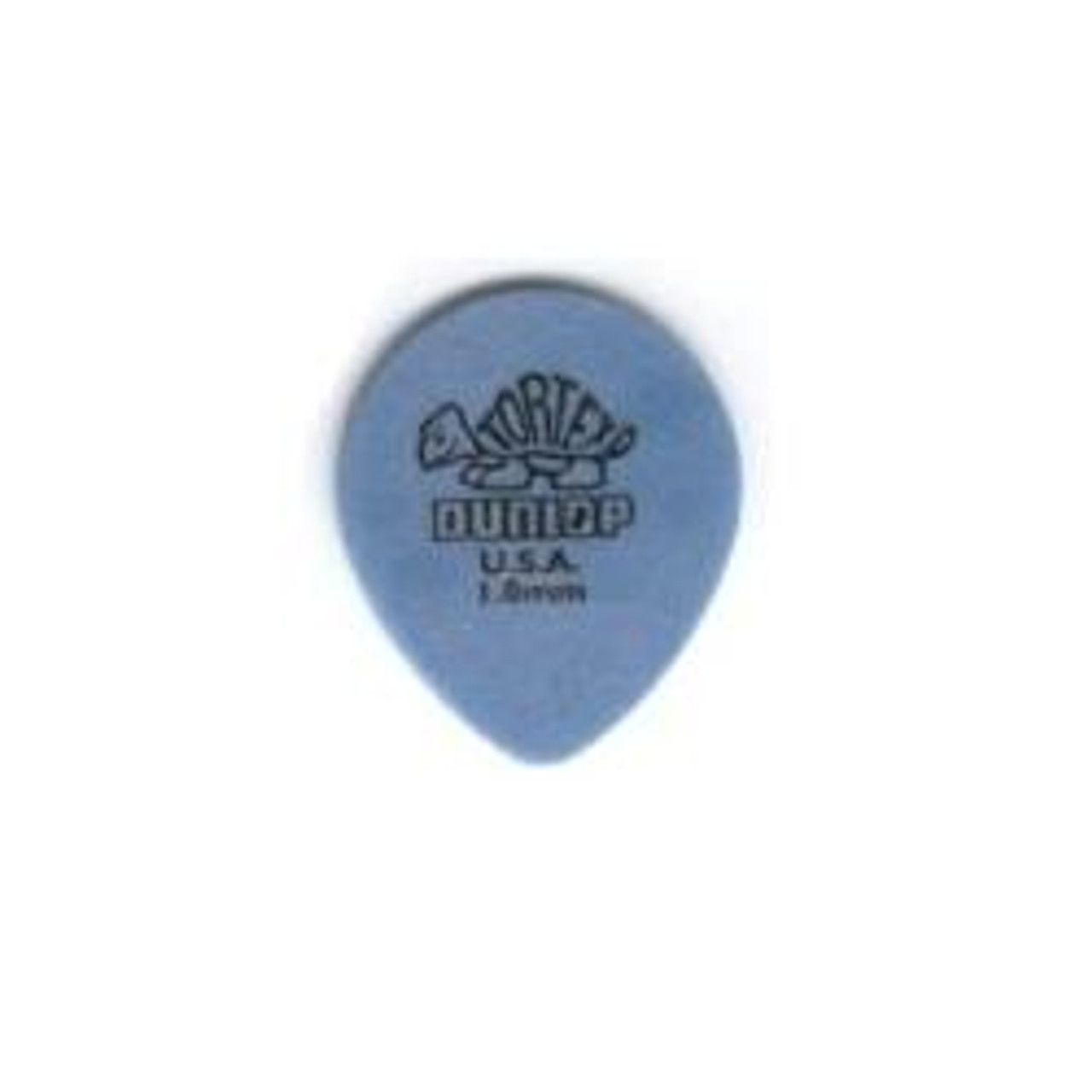 Dunlop Tortex Tear Drop Pick-Blue 1.00mm