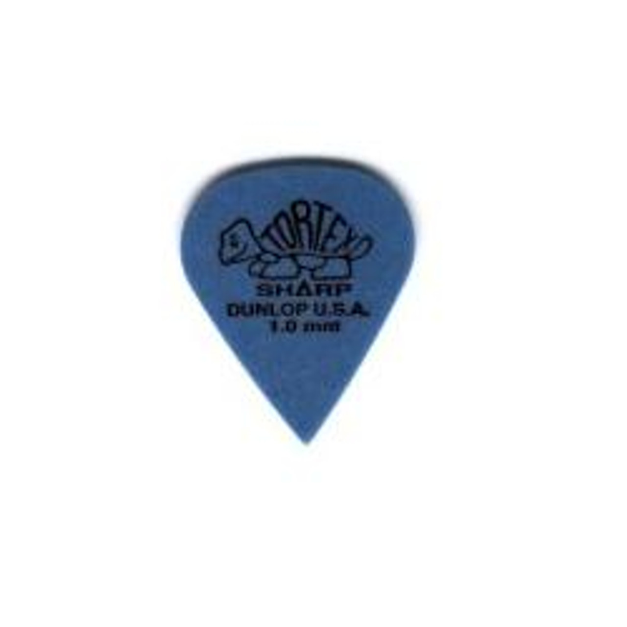 Dunlop Tortex Sharp Pick-Blue 1.00mm