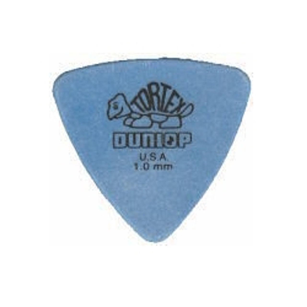 Dunlop Tortex Tri Pick-Blue 1.00mm