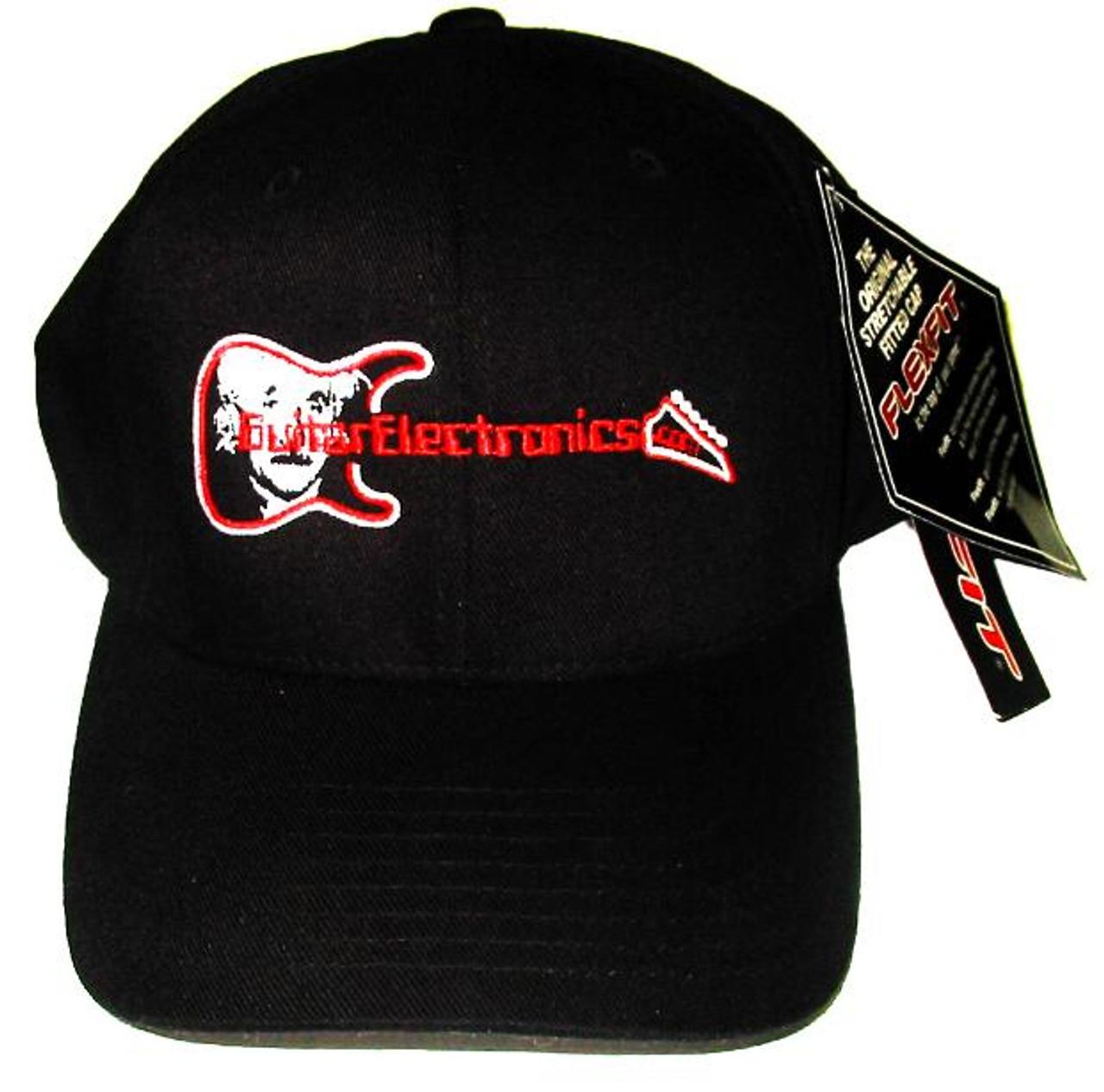 Guitar Electronics Logo Flexfit Hat