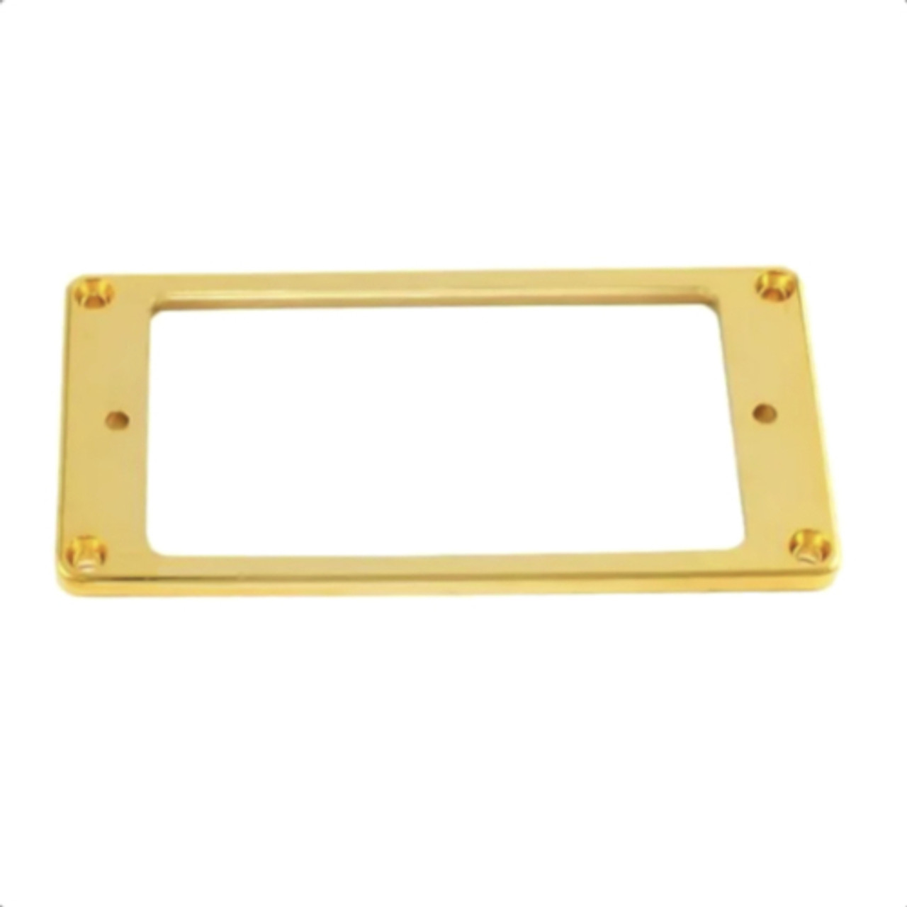 métal gold NEW Mounting ring pour humbucker plat