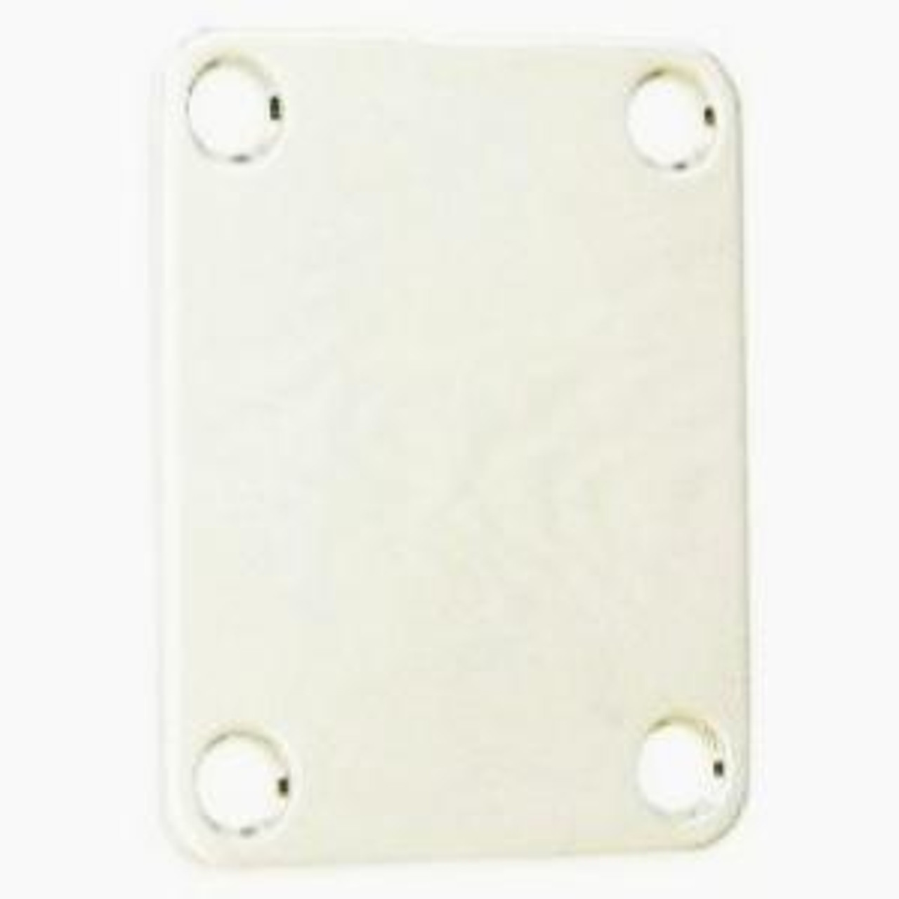 Guitar & Bass Neck Mounting Plate-Chrome