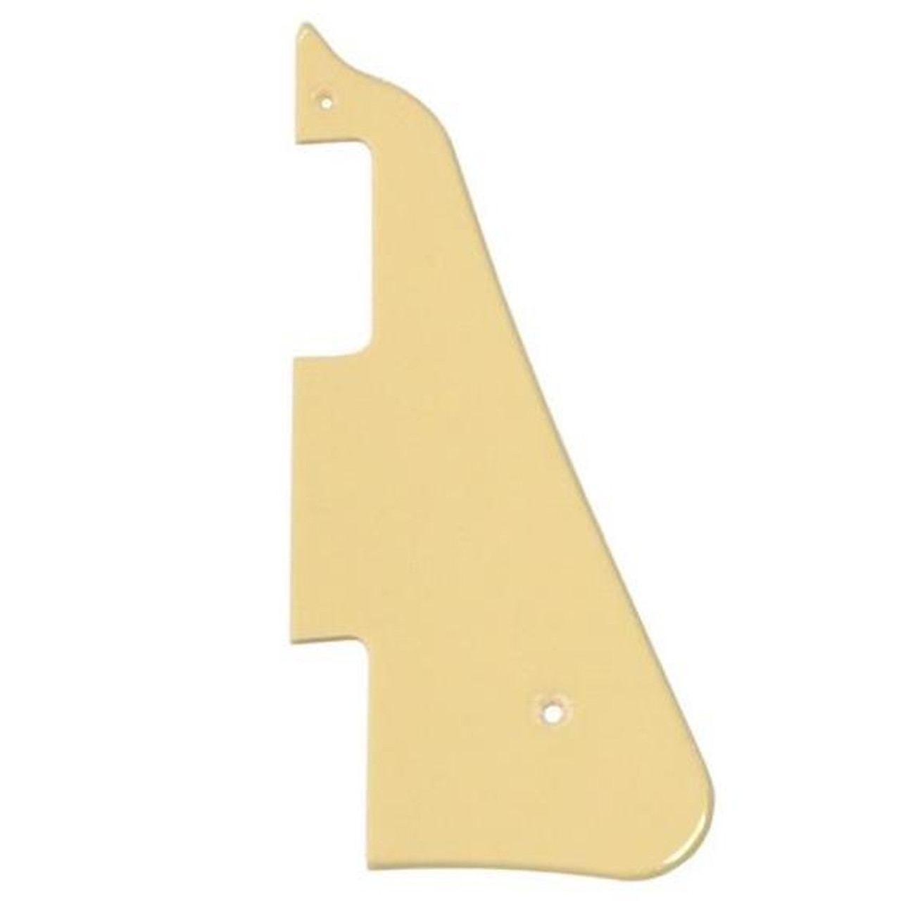 Les Paul Pickguard-1ply Cream