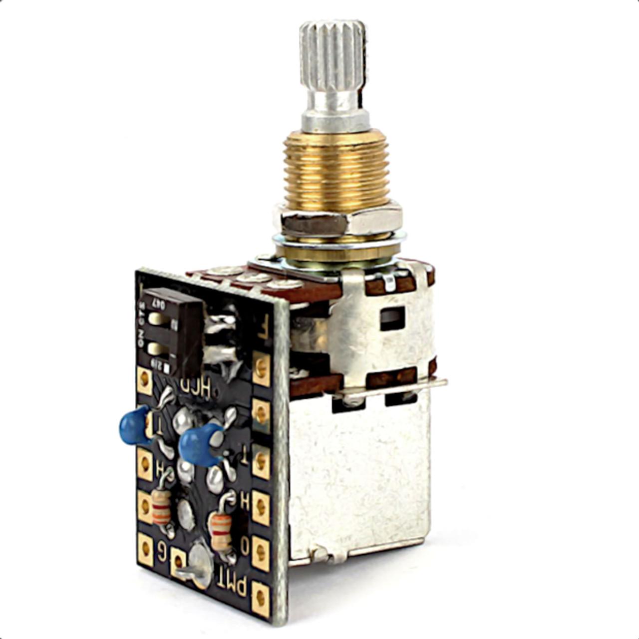 HCP Humbucker Control Pot w/ Coil Filters