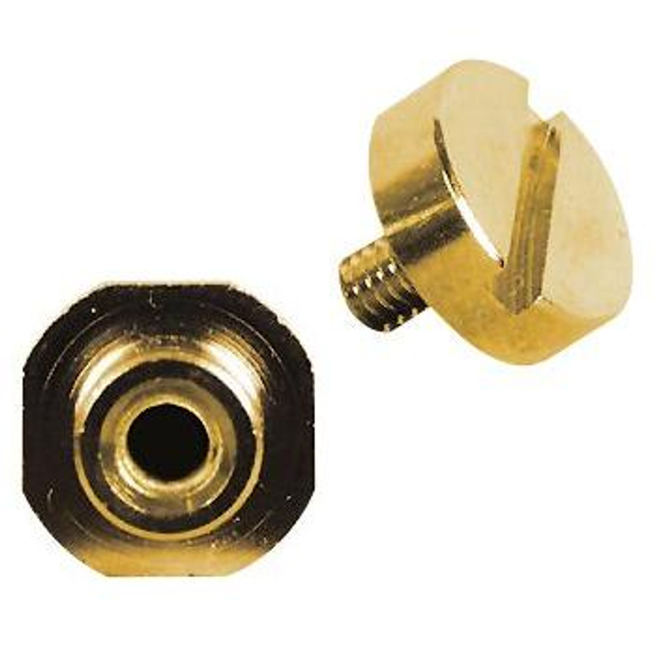 TonePros Locking USA Studs & Anchors-Gold