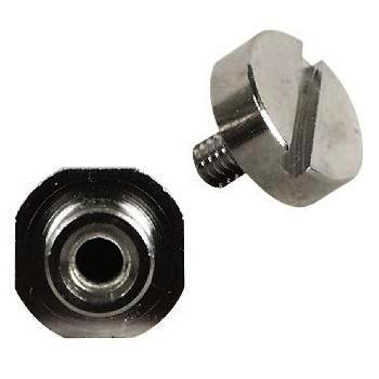 TonePros Locking USA Studs-Nickel