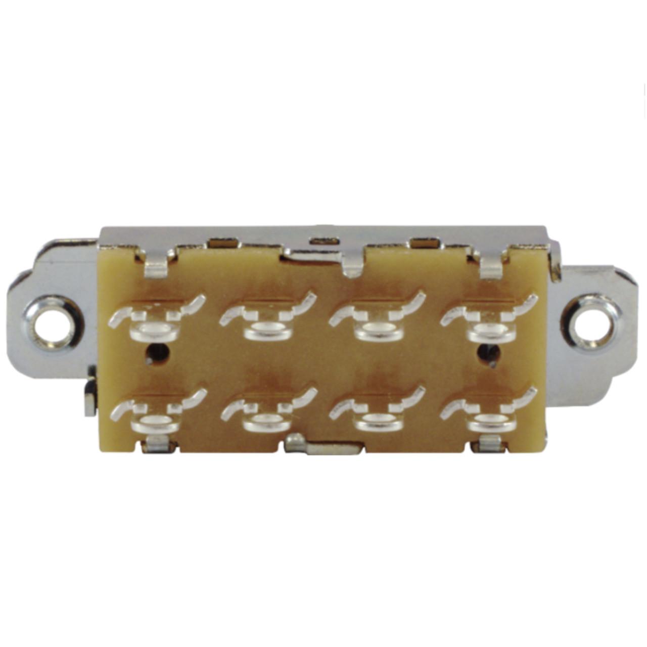 Switchcraft 3-Way Guitar Slider Switch-Bottom