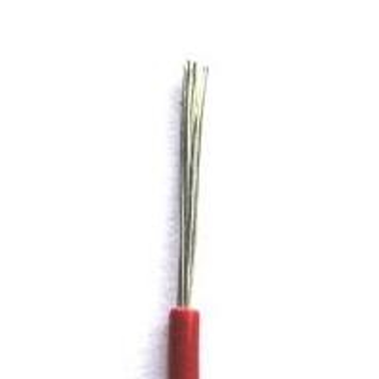 Stranded 22 Gauge Guitar Circuit Wire-Red