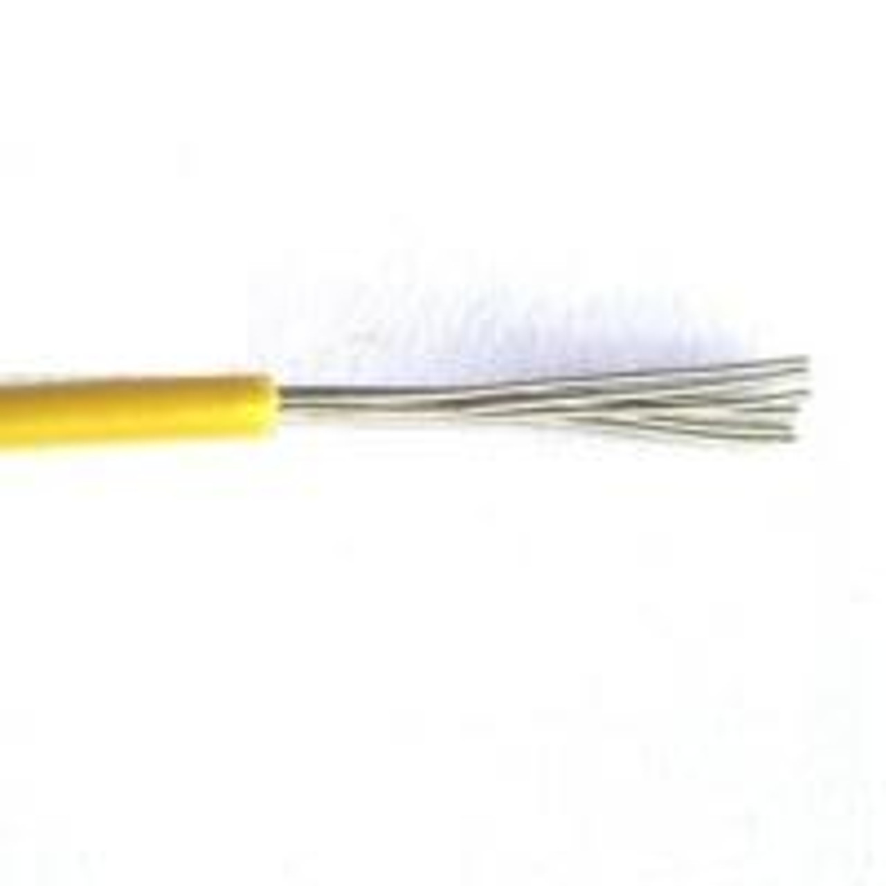 Stranded 22 Gauge Guitar Circuit Wire-Yellow