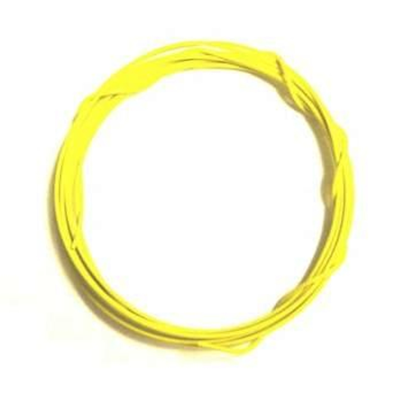 Stranded 26 Gauge Guitar Circuit Wire-Yellow