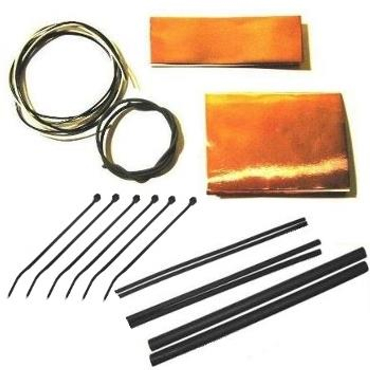 Guitar & Bass Copper Foil Shielding & Wire Kit