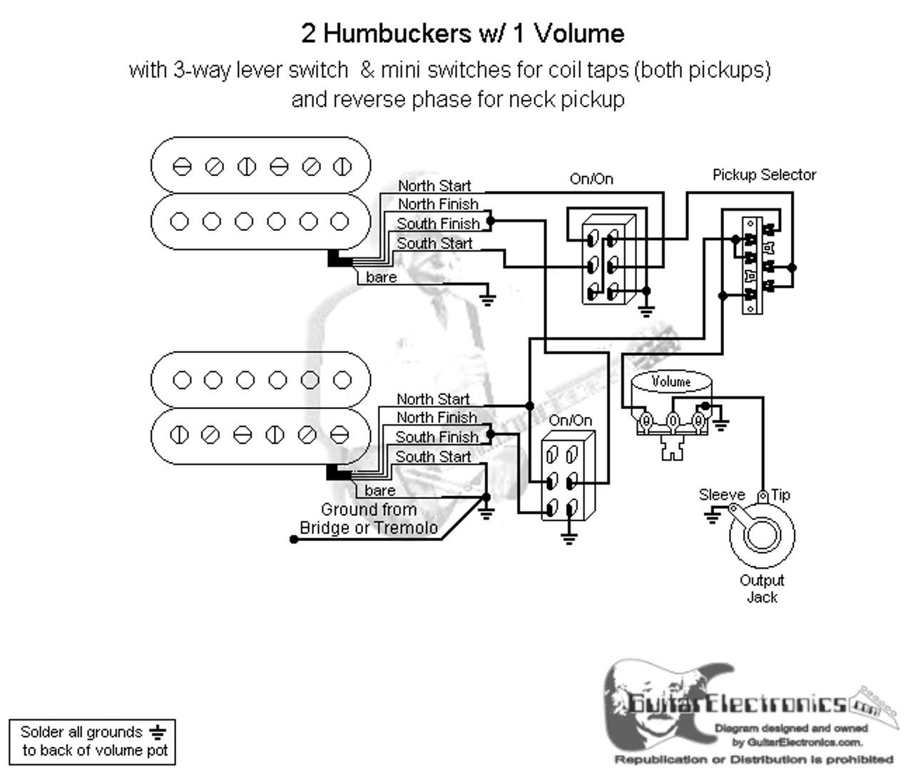 Humbucker Coil Tap Wiring Diagram from cdn11.bigcommerce.com