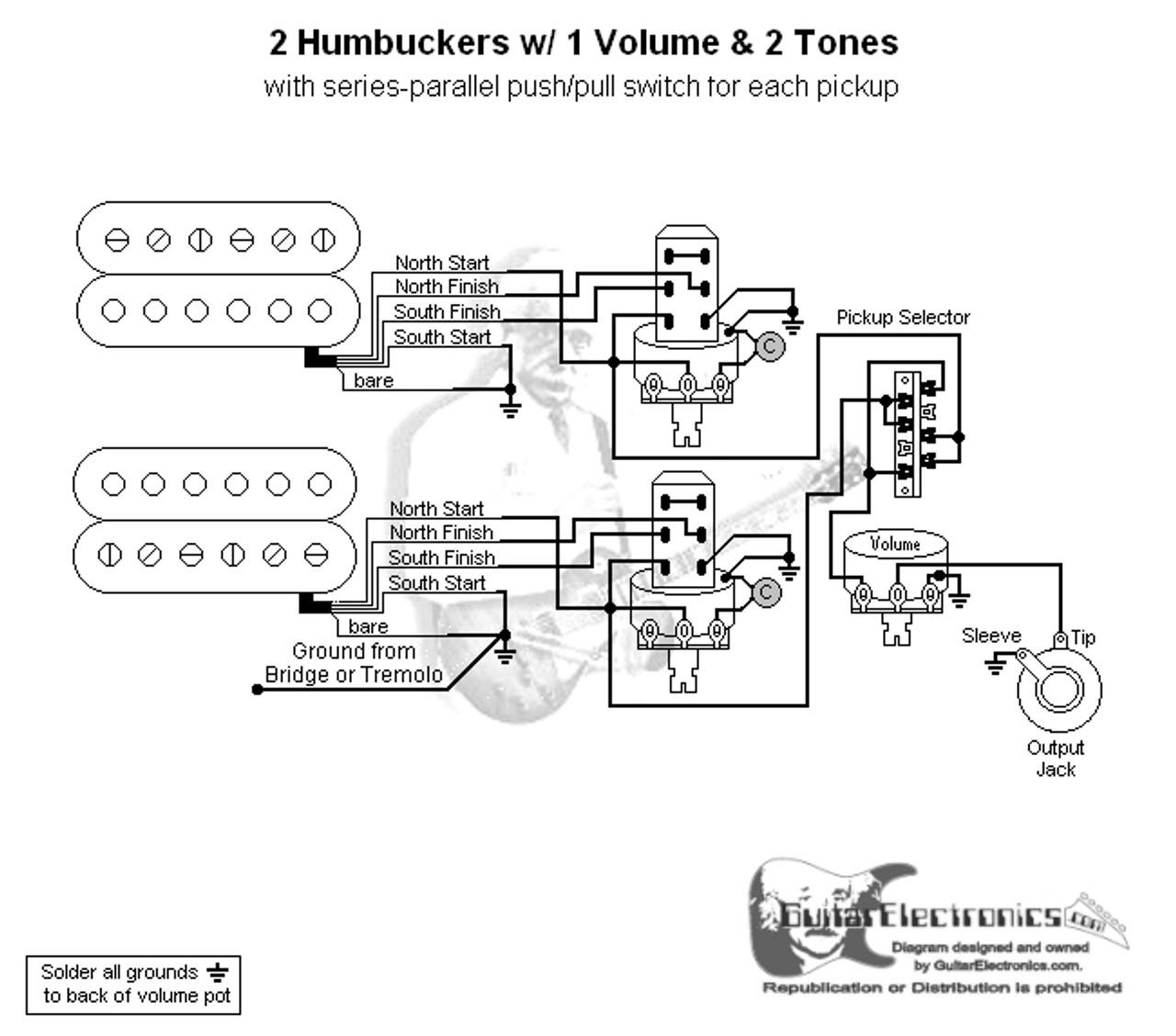 2 humbuckers 3 way lever switch 1 volume 2 tones series parallelwd2hh3l12_04__20698 1470694267 jpg?c\u003d2