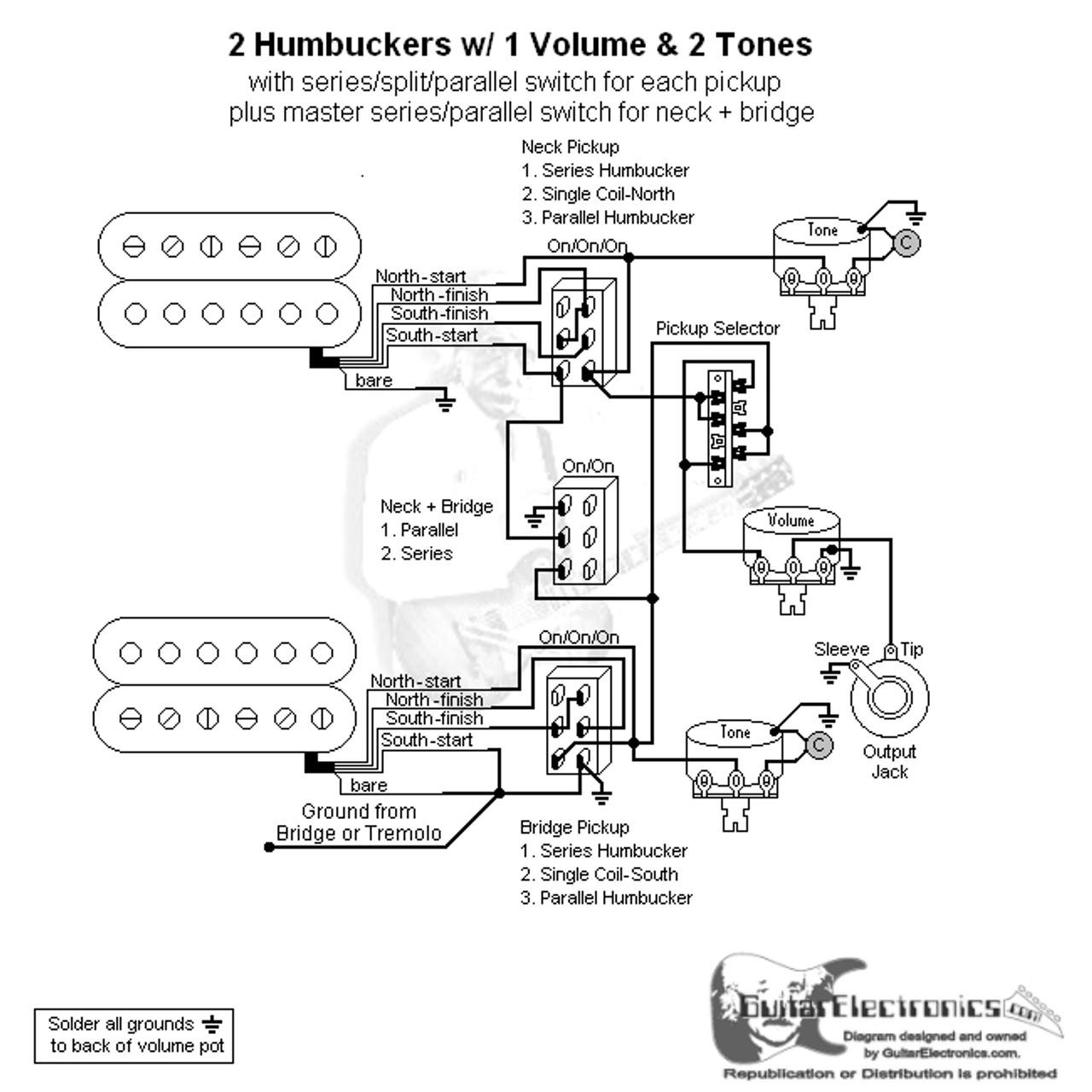 2 Hbs  3 1 Vol  2 Tones  Series