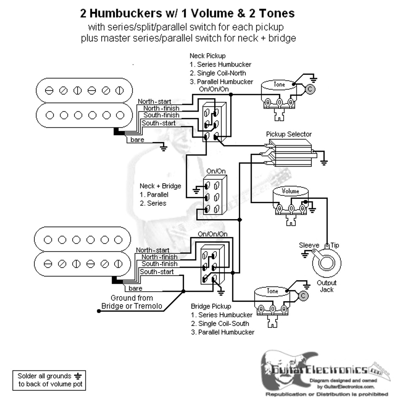 3 Pole Toggle Switch Wiring Diagram