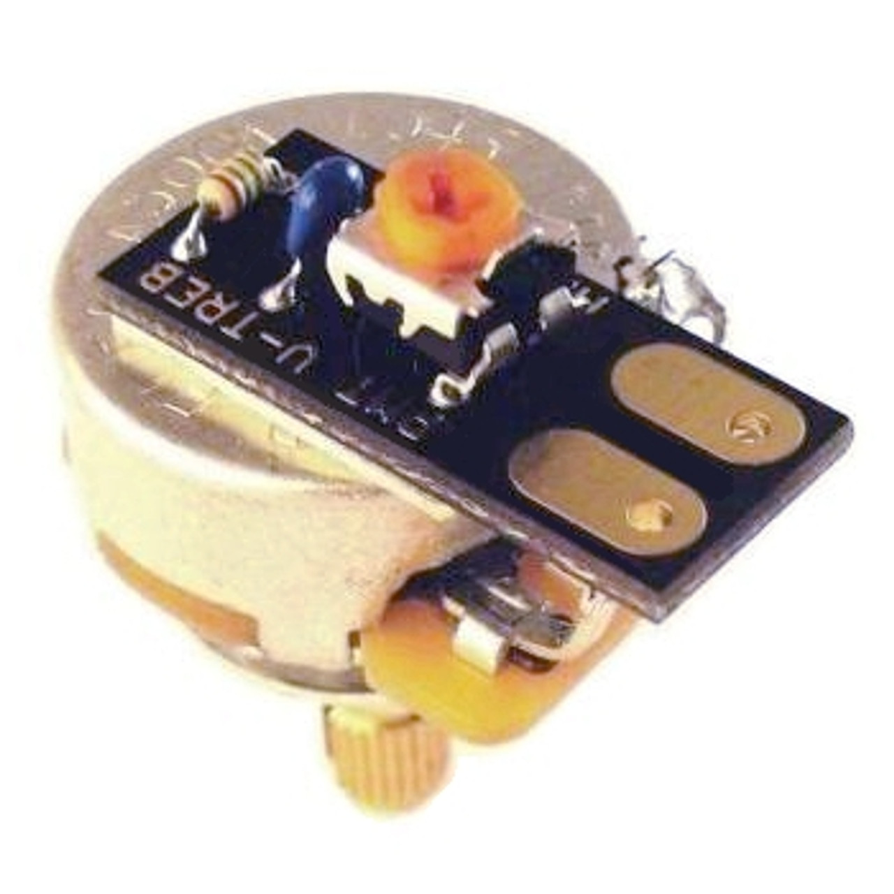 CTS 500K Pro Guitar Pot w/ Variable Treble Bleed Circuit