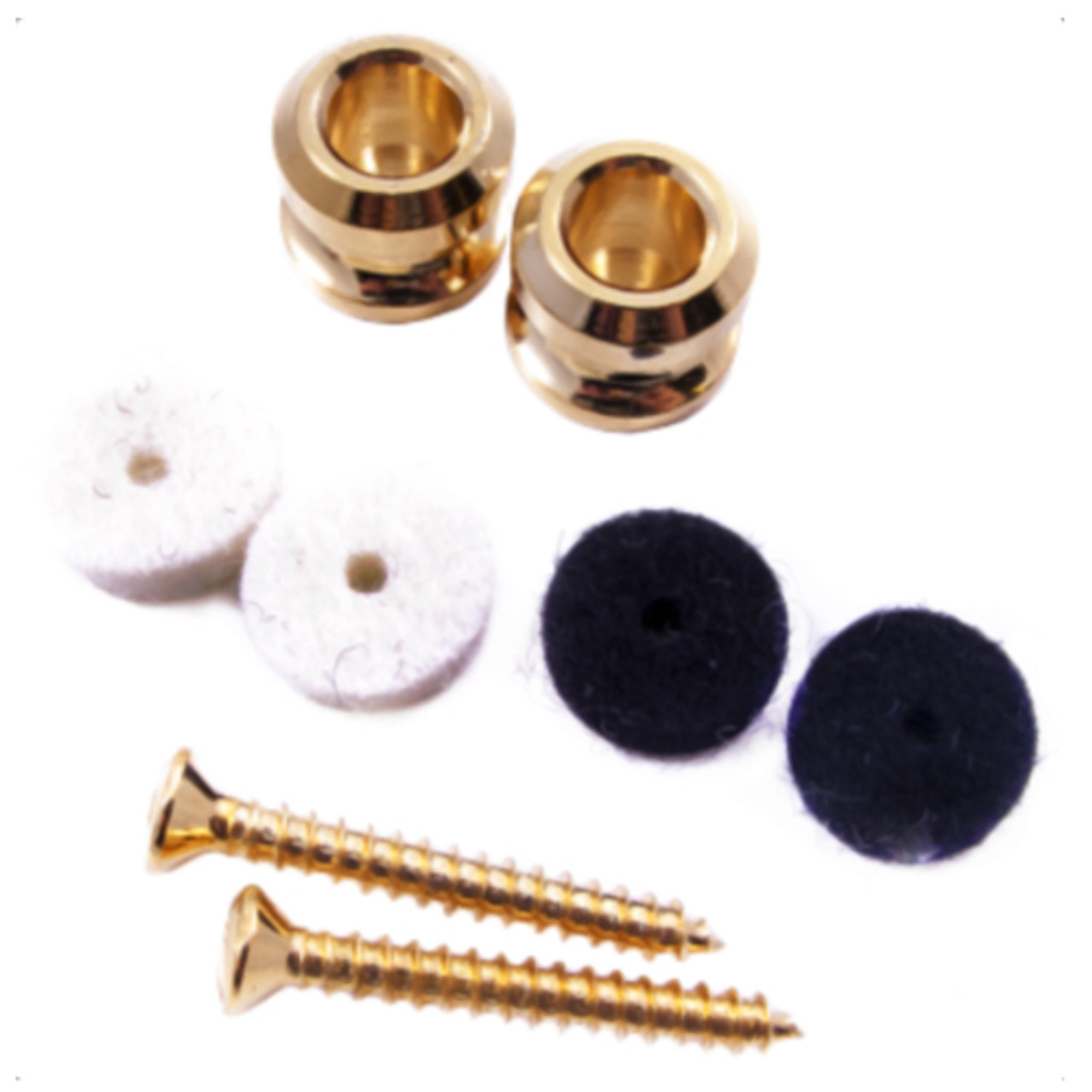Fender American Series Locking Strap Buttons-Gold