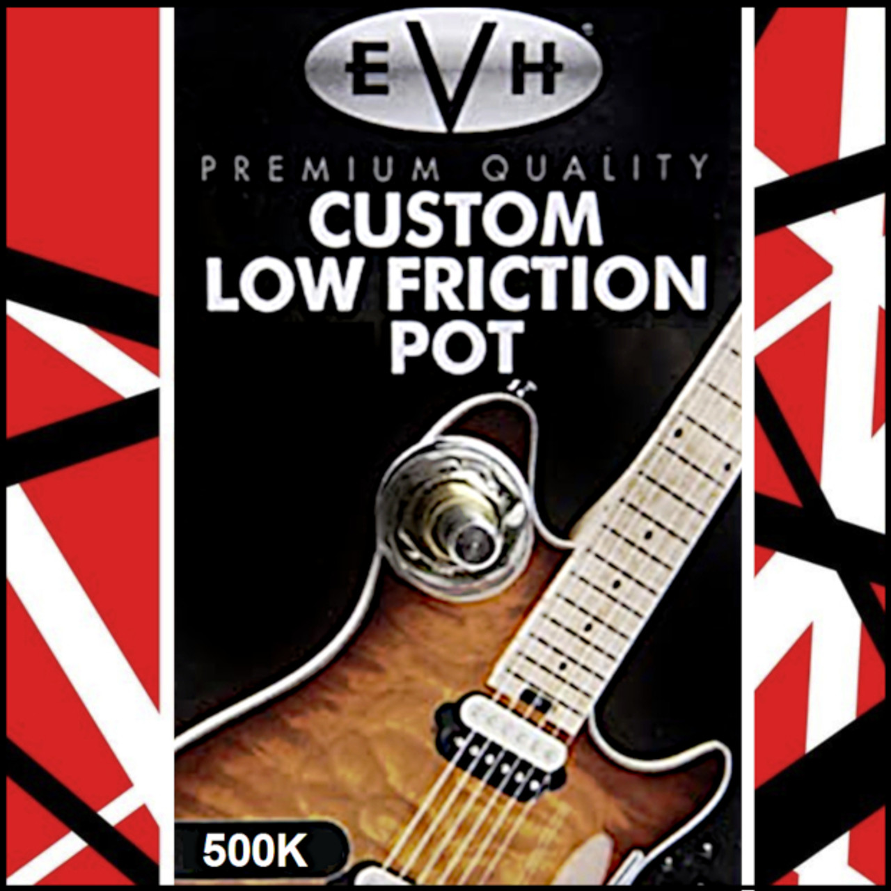 Van Halen EVH Low Friction Guitar Pot-500K Packaged