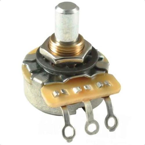 CTS 500K Audio Taper Guitar Pot w/ Solid Shaft
