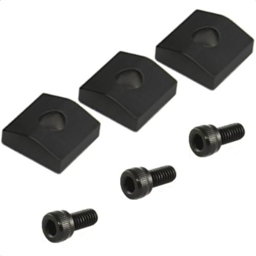 Floyd Rose Locking Nut Blocks - Black
