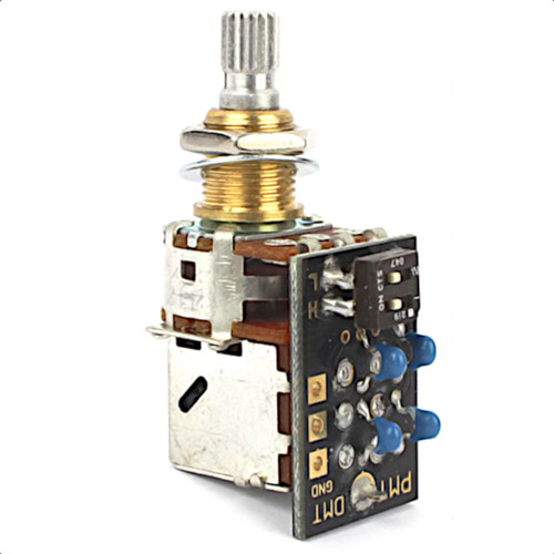 DMT Passive Dual Mode High & Low Pass Tone Control