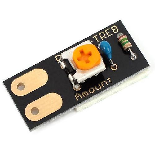 Super Volume Treble Bleed Bypass Circuit W Parallel Resistor Wiring 101 Tzicihahutechinfo