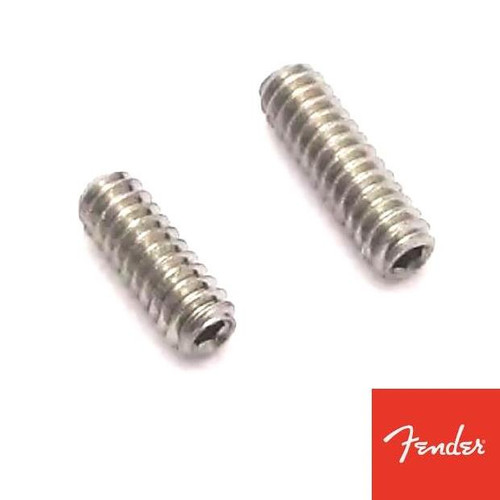 Fender Original Strat Bridge Height Screws-Short and Tall