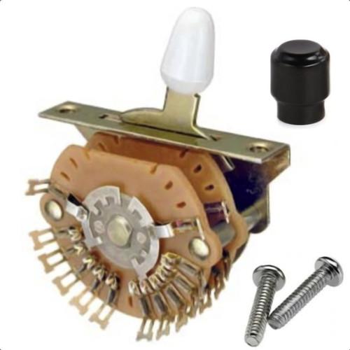 Fender 5-Way 4-Pole Strat Super Switch