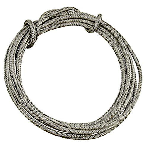 Cloth Vintage Style Guitar Wire w/ Braided Shielding