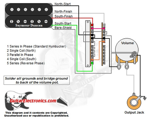 5 way guitar lever switch usa crl brand 6-Way Light Switch Diagram