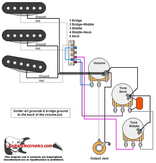 guitar wire diagram wiring diagram db 2 Amp Wiring Diagram