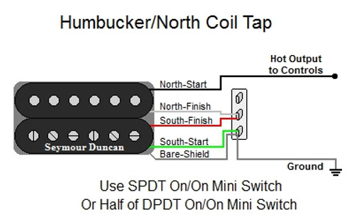 Super Humbucker North Coil Tap Wiring Digital Resources Cettecompassionincorg