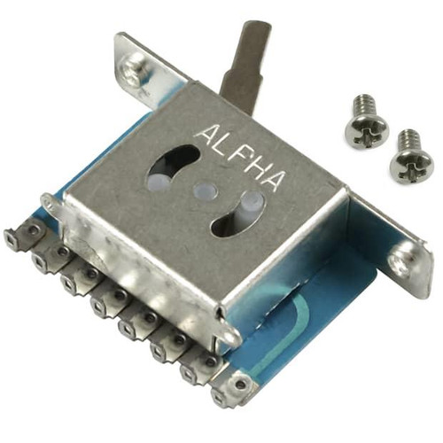3-Way Compact Tele Style Lever Switch