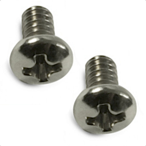 Lever/Blade Style Pickup Selector Switch Mounting Screws (2) Nickel