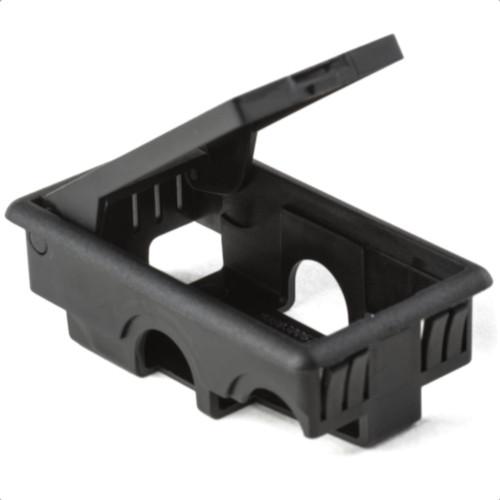 Dunlop Snap-In 9-Volt Battery Box for Guitar & Bass Open