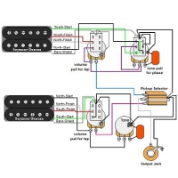 Enjoyable Guitar Wiring Diagrams Resources Guitarelectronics Com Wiring Digital Resources Bemuashebarightsorg
