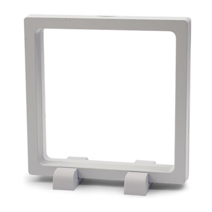 FRAM3D DPress 11x11cm 3D Object Frame White