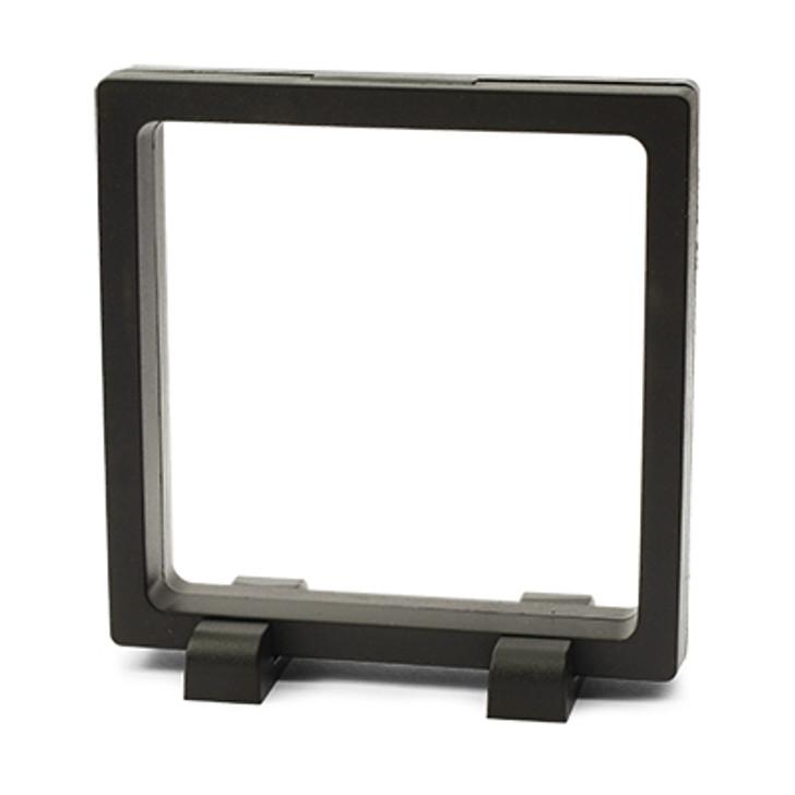 FRAM3D DPress 11x11cm 3D Object Frame Black