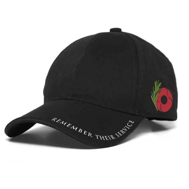 Remember Their Service Cap
