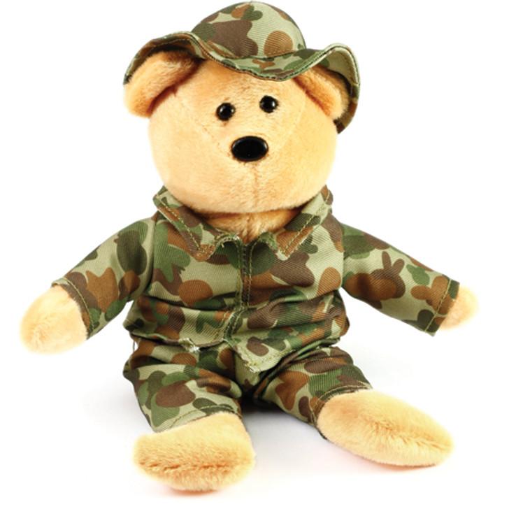Little Aussie Auscam Bear