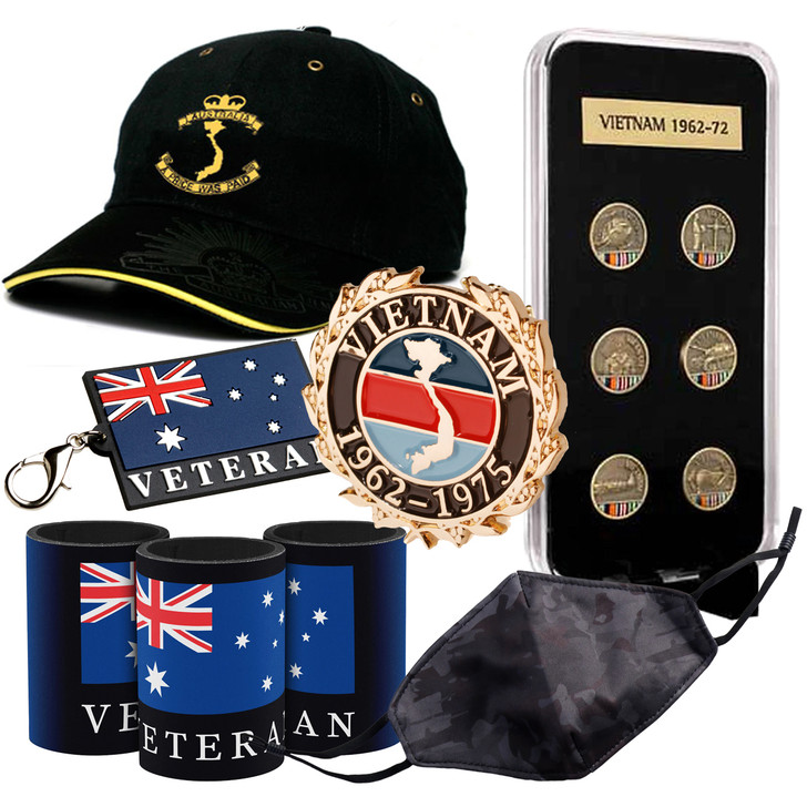 Vietnam Veteran Gift Pack