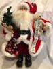 'Toys and Good List' Santa