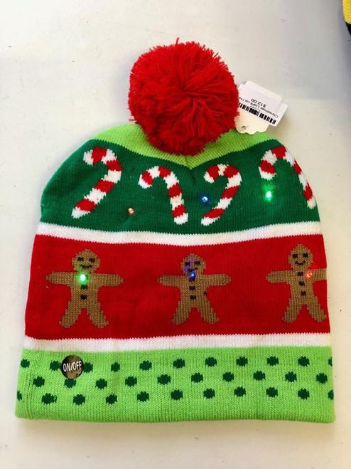 Christmas Light-up Hats