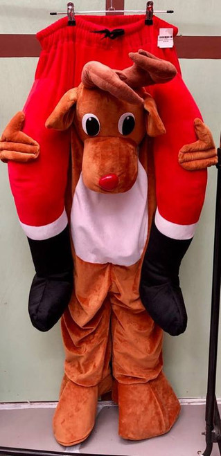 Piggyback Christmas Costume
