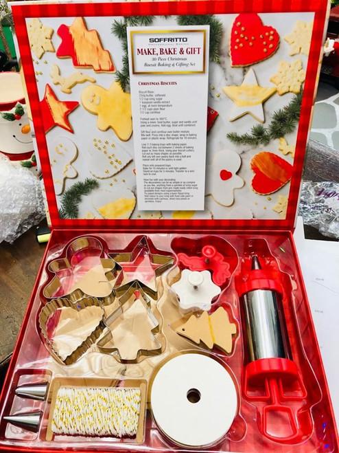 Soffritto Make, Bake & Gift Biscuit Making Set