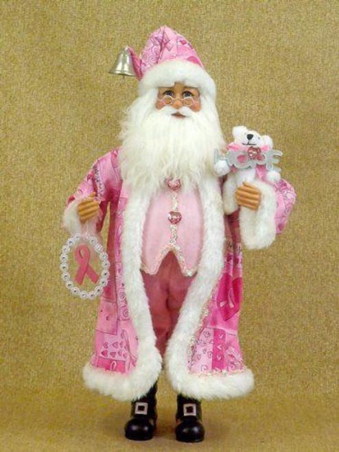 Hope Jeweled Santa 45cm